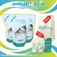 [FREE GIFT] Babymax Detergent Laundry Refill 600ml Sabun Cuci Pakaian