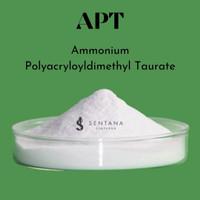 Bahan Pengental Lotion APT Ammonium Polyacryloyldimethyl Taurate 50 gr
