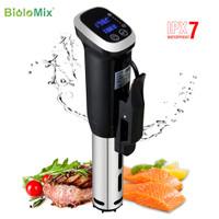 BioloMix SV-8008 Sous Vide Slow Food Cooker 1200W IPX7 Waterproof