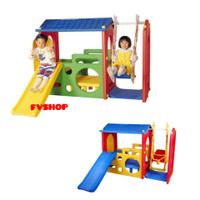 Mainan Anak Perosotan Anak Ayunan Anak Mainan Luar Ruangan Mainan TK