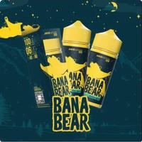 LIQUID BANA BEAR BANANA SPLIT 100ML by JUICENATION