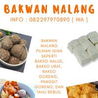 Paket Usaha Bakwan Malang
