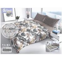 BED COVER KING SET Hawaii by California Size 180x200 PALMA Motif