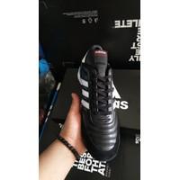 sepatu futsal adidas copa mundial team astro black white turf new