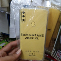 SOFECASE ANTI CRACK JELLY HP ASSUS ZENFONE MAX M2 ZB631KL