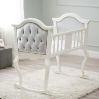 Ranjang Box Bayi Goyang - Baby Cribs Upholstered - Baby Cradle Bed