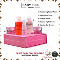 BABYPINK BABY PINK SKINCARE ORIGINAL BPOM