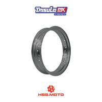 VELG SUPERMOTO TMX ALUM MT RIM 3.50x17 36H - GREY