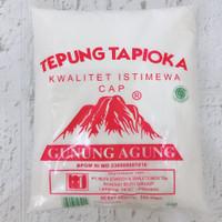 Tepung Tapioka cap gunung agung 500gr/500 gr