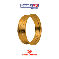 VELG SUPERMOTO TMX ALUM MT RIM 4.25x17 36H - GOLD