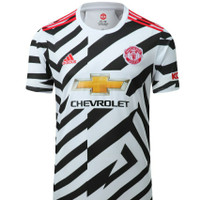 JERSEY BOLA M.U 3RD 2020-2021IMPORT PREMIUM HIGH QUALITY - M