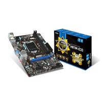 Mainboard MSI H81M-E33 1150 DDR3