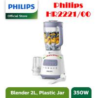 Blender - Chopper- Blender Plastik PHILIPS HR2221/00 Lavender 2L 350W