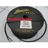 Kabel Speaker 12 awg Stinger Select high quality cca Copper meteran