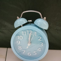 jam Beker jam weker warna stabilo bulat