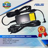 Adaptor Original Asus Eee PC 1018 1025 Series 19V 2.1A DC 2.5 X 0.7 mm