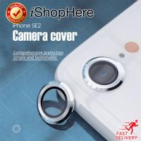 Aluminium CameraProtector Anti Gores Pelindung Kamera iPhone SE 2 2020