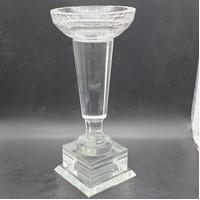 C813 Plakat kristal / Trophy Crystal kaca / Piala Golf / Piala Dunia