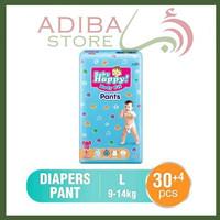 Baby happy Pants M34+4 , L30+4 , XL26+4 - L