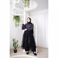 Kelana Long Tunik Fashion Muslim Atasan Busui