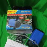 aquarium pompa celup water pump AQUAMAN WP 104
