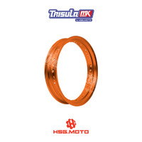 VELG SUPERMOTO TMX ALUM MT RIM 3.00x17 36H - ORANGE