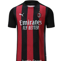 JERSEY BOLA MILAN HOME 2020-2021IMPORT PREMIUM HIGH QUALITY - M