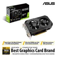 ASUS TUF GAMING GeForce GTX 1650 OC 4GB GDDR6
