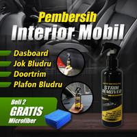 Pembersih Interior Mobil / Pembersih Jok Mobil Bahan Kain/plafon Mobil