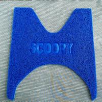 Karpet motor Scoopy / Karpet mie terbaru modifikasi