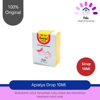 Apialys Drop 10Ml / Suplemen Penambah Nutrisi Bayi Dan Anak