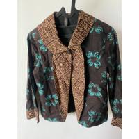 Baju batik wanita modern murah kualitas premium lengan panjang