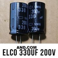 CAPACITOR ELCHO 330uf 200V (GROSIR)