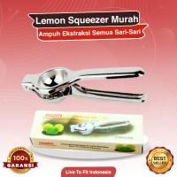 Alat Peras Jeruk Manual / DP Lemon Juicer Stainless Steel