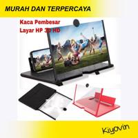 Layar Pembesar HD F3 -Kaca Enlarged Screen Handphone F3 3D HD