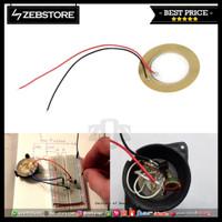 Material Piezo Elements Sensor Trigger Wire Tweeter 27mm