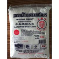 Tepung Ketan / Pulut Erawan Thailand 500 gram tepung beras ketan