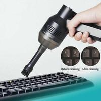 Alat Pembersih Keyboard Komputer Vacuum Cleaner Mini Usb Penyedot Debu