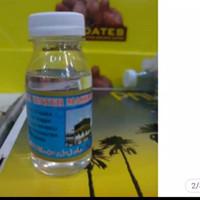 air zam zam 80ml botol kecil