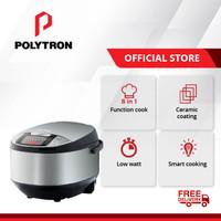 POLYTRON Tiarapot Smart Multi Cooker 2L PRC 1901DG