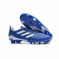 sepatu bola Adidas predator 18.1 blue white FG