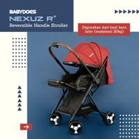 Stroller Baby Does NEXUS R Stylish Design