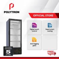 POLYTRON Allure Showcase 180 Litres SCN 186B