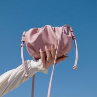 OSYIE KOREAN MINI SYLE BAG TAS SELEMPANG MODEL KOREA PREMIUM SALE - Merah Muda