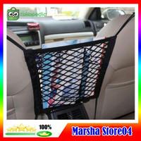 Universal Car Storage Bag Elastic Mesh Net Car organizer Seat Back