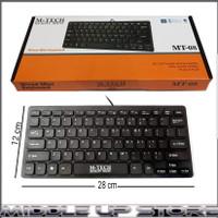 Keyboard Mini Usb Mtech MT08