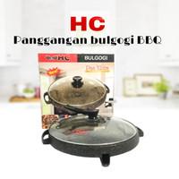 Korean Bulgogi BBQ Grill Pan - Panci Panggangan Griller Korea
