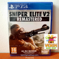 PS4 Sniper Elite V2 Remastered / V 2 Remaster