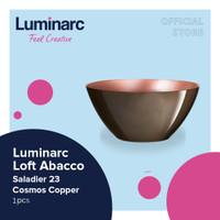 Luminarc Mangkuk Loft Abacco - Saladier 23 Cosmos Copper - 1Pcs