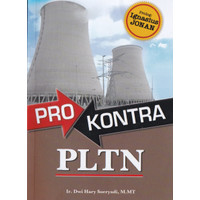 Buku Pro - Kontra PLTN (Pembangkit Listrik Tenaga Nuklir) - UR